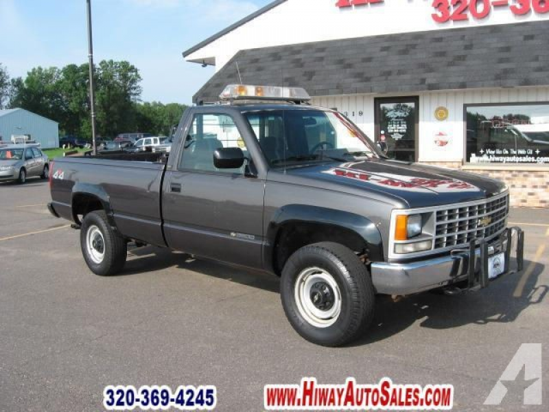 1993 Chevrolet 3500 for sale in Pease, Minnesota