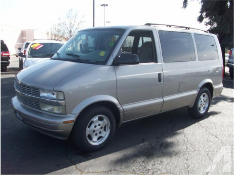 2005 Chevrolet Astro LT for Sale in Fresno, California Classified ...