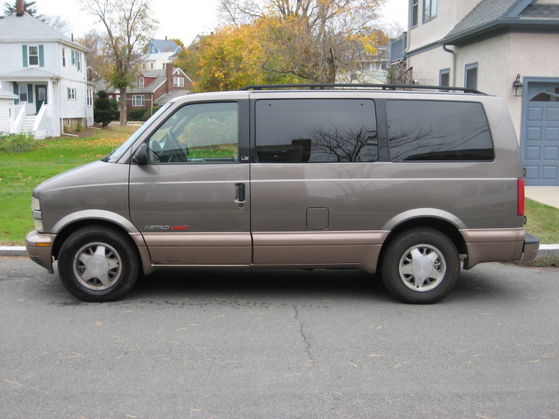Picture of 2000 Chevrolet Astro 3 Dr LT AWD Passenger Van Extended ...