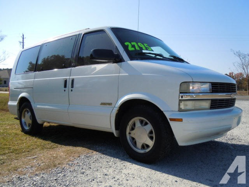 1999 Chevrolet Astro LS for sale in Princeton, North Carolina