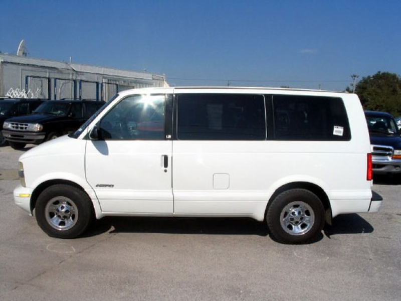 Another ritous1 1999 Chevrolet Astro post...