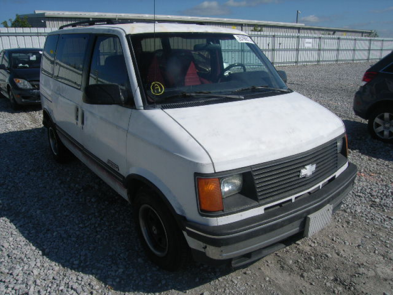 1990 chevrolet astro conversion van