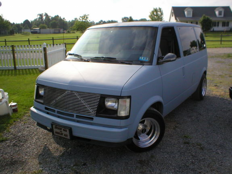 1990 chevrolet astro check out my blown 355sbc1990 astro van