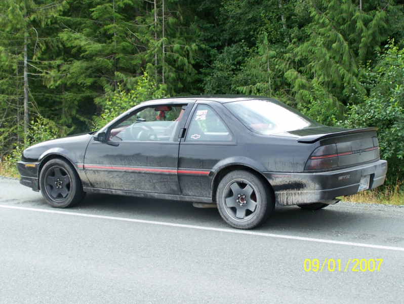 Picture of 1990 Chevrolet Beretta 2 Dr GT Coupe, exterior