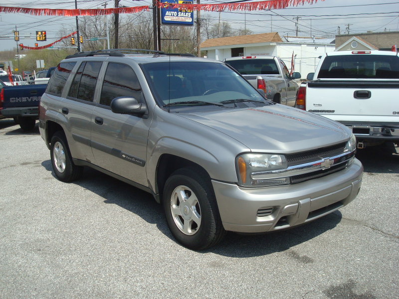 Picture of 2003 Chevrolet TrailBlazer LS 4WD, exterior