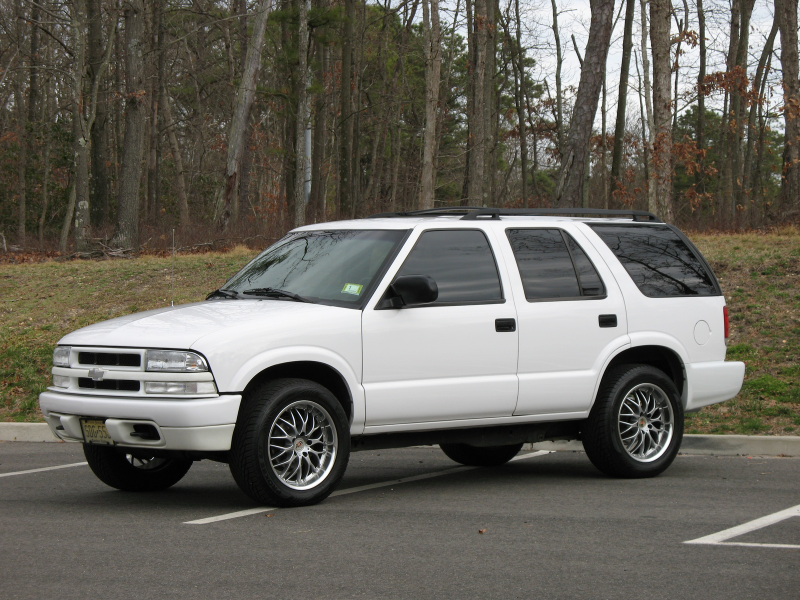 What's your take on the 2003 Chevrolet Blazer?