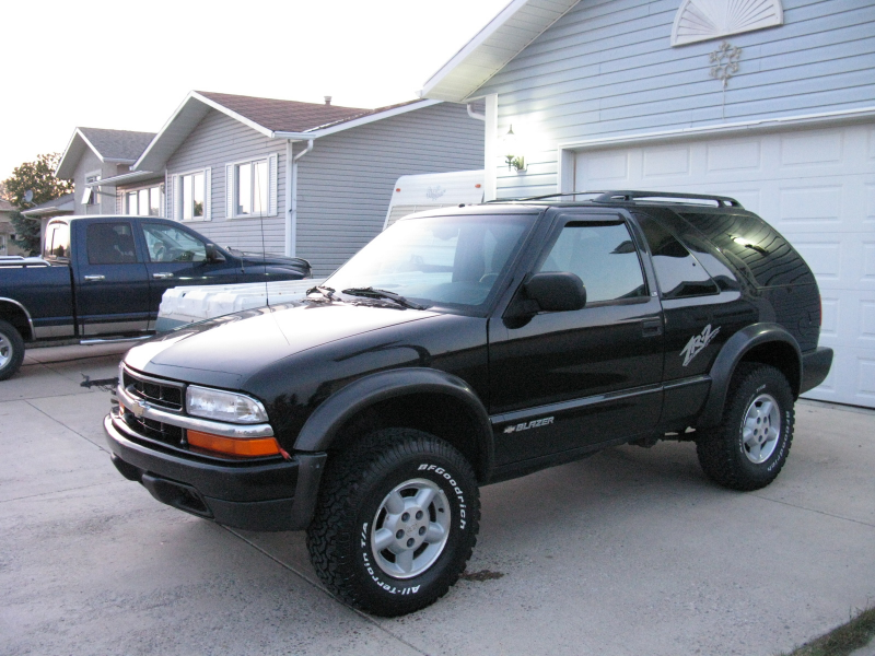 Picture of 1999 Chevrolet Blazer 2 Dr LS 4WD SUV, exterior
