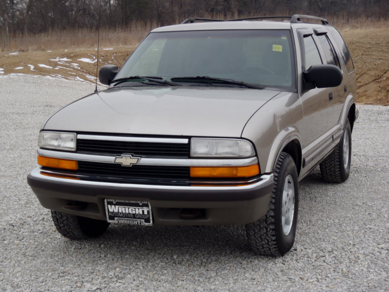 1999 Chevrolet Blazer TrailBlazer For Sale in Hillsboro, IL ...