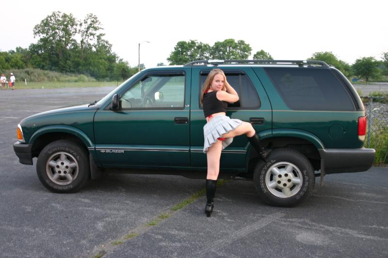 Picture of 1996 Chevrolet Blazer 4 Dr LS 4WD SUV