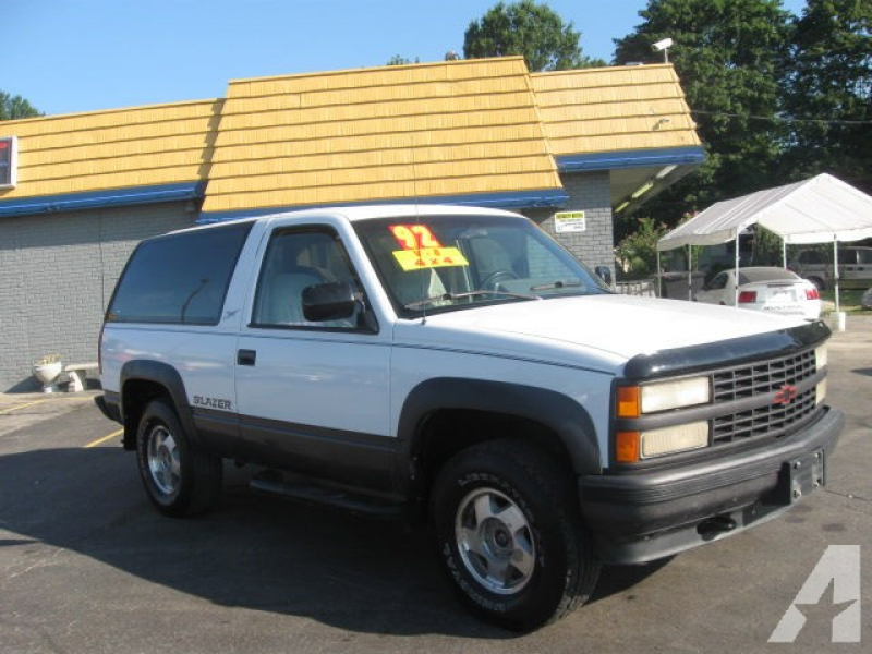 1992 Chevrolet Blazer LS for sale in Independence, Missouri