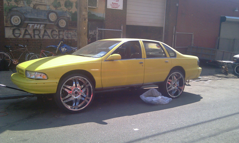 Another stackboizae 1996 Chevrolet Caprice Classic post...