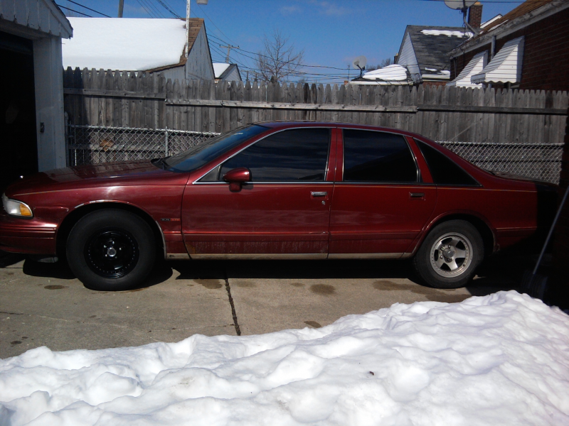 mrInfamous 1994 Chevrolet Caprice Classic 15039013