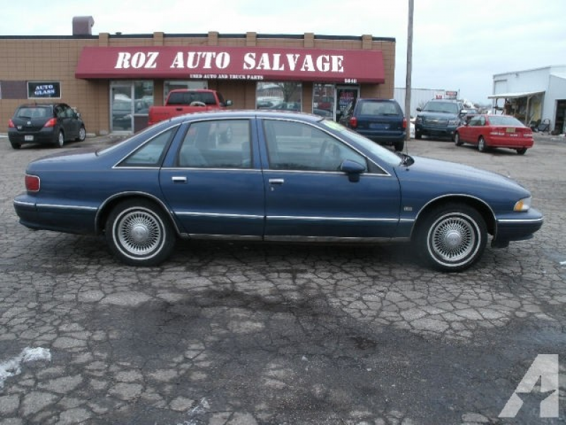 1994 Chevrolet Caprice Classic LS for Sale in Milwaukee, Wisconsin ...