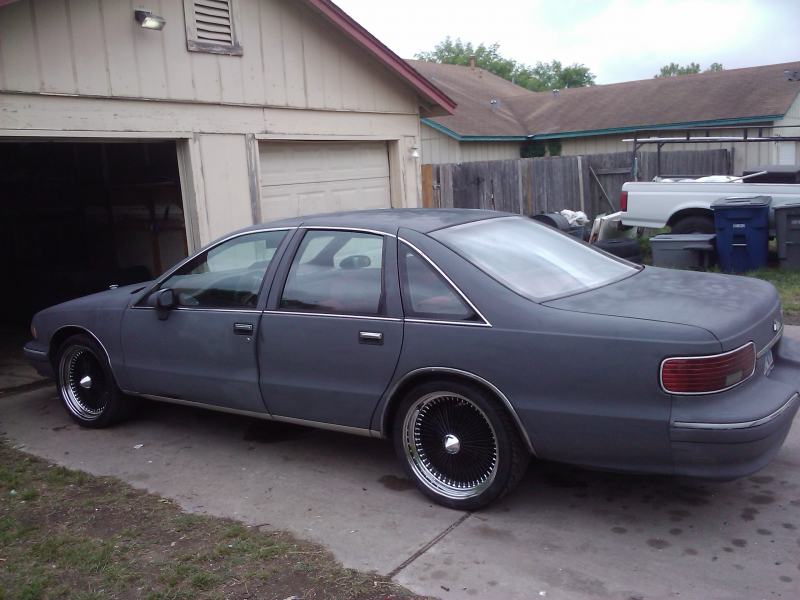 Another DATDUDE23 1994 Chevrolet Caprice Classic post...