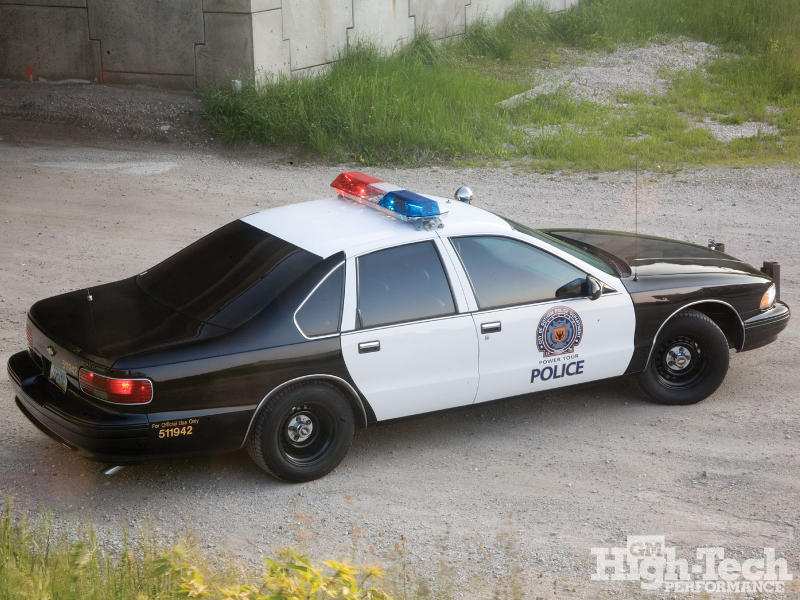 1995 Chevrolet Caprice Classic - How The Law Won Photo Gallery