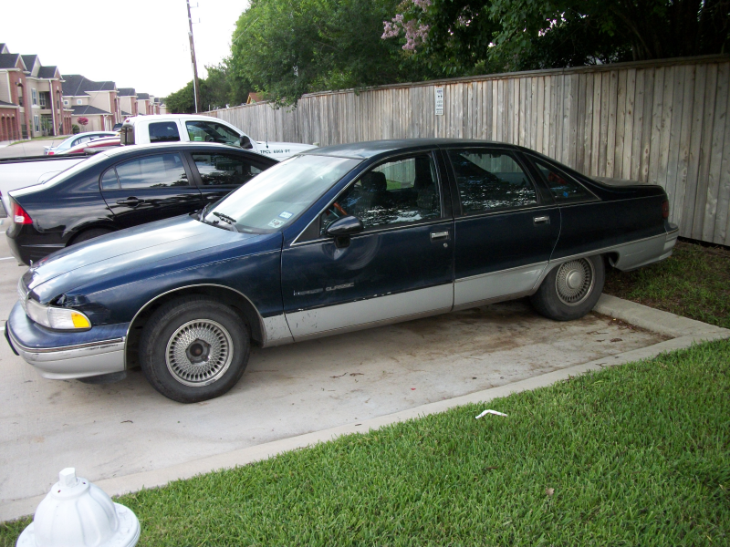 Another Chuckie11 1991 Chevrolet Caprice Classic post...
