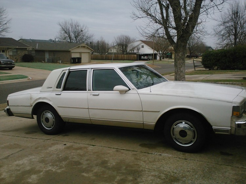 related pictures 1989 box chevy caprice classic on 24 s video