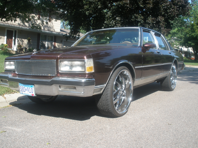 TailorMade 1989 Chevrolet Caprice Classic 14668863