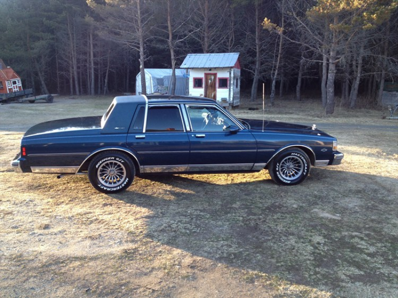 Chevyalltheway80's 1989 Chevrolet Caprice Classic