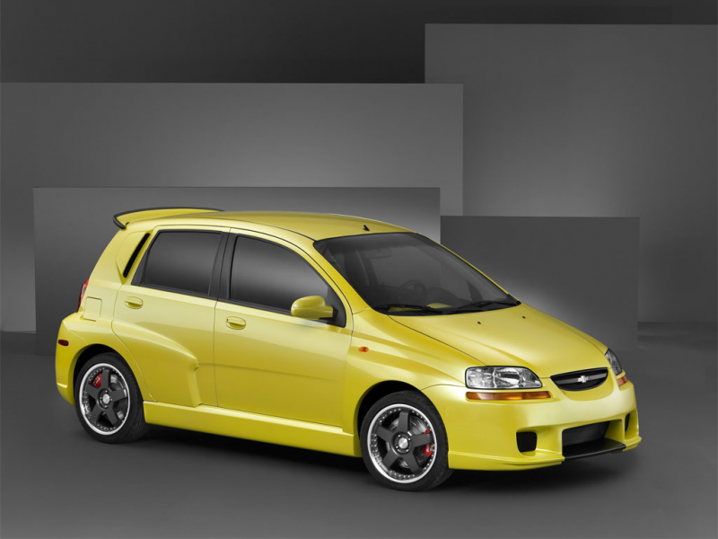 Home / Research / Chevrolet / Aveo / 2007