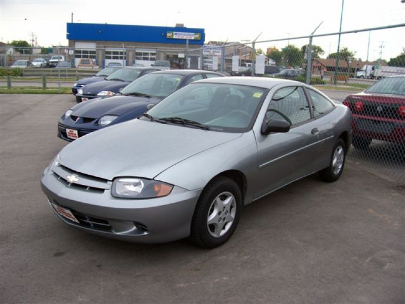 Picture of 2003 Chevrolet Cavalier Base