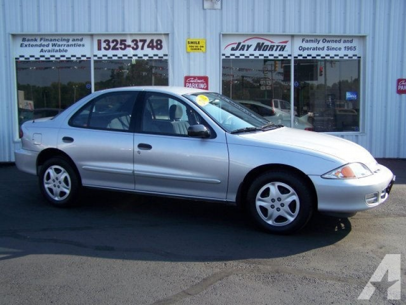 2002 Chevrolet Cavalier LS for sale in Springfield, Ohio