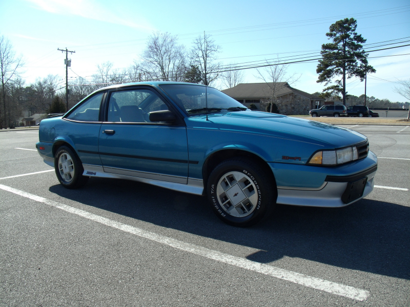 Picture of 1991 Chevrolet Cavalier Z24 Coupe, exterior