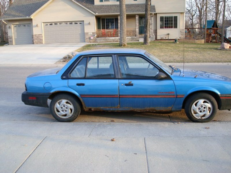 Picture of 1991 Chevrolet Cavalier RS, exterior