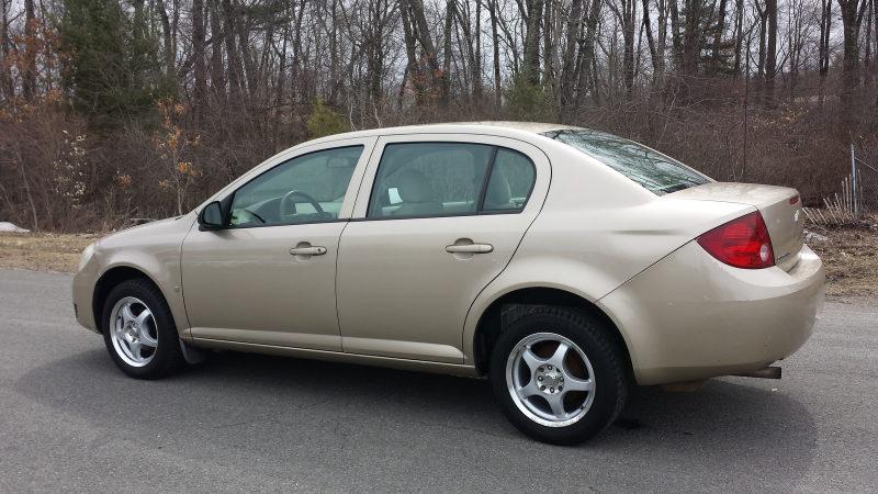 Picture of 2007 Chevrolet Cobalt 1LT, exterior