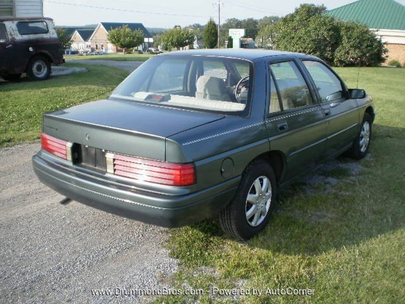 1996 Chevrolet Corsica For Sale in Strasburg, VA - 1g1ld55m5ty132437