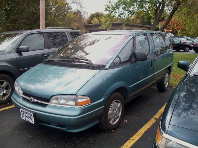 1995) Chevrolet Lumina APV by ~ auroraTerra