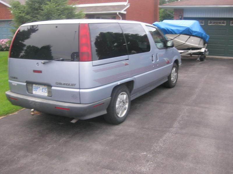 1995 Chevrolet Lumina APV in Frankford ON used Minivan