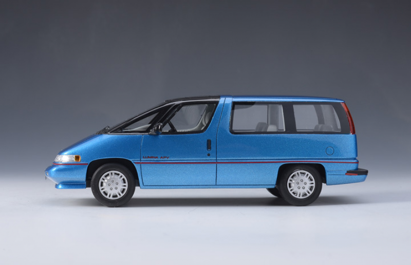 "Details about Chevrolet Lumina APV ""Blue Metallic"" 1991 (GLM Models 1 ..."