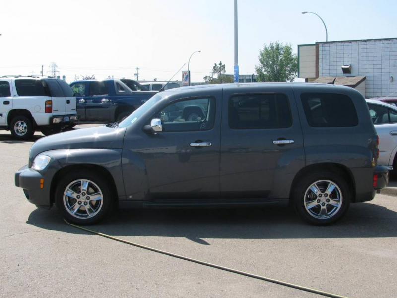 Used 2008 Chevrolet HHR Now On Sale at Lakewood Chevrolet in Edmonton ...