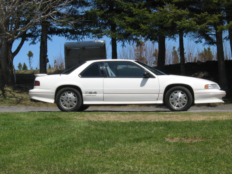 Picture of 1992 Chevrolet Lumina 2 Dr Z34 Coupe, exterior