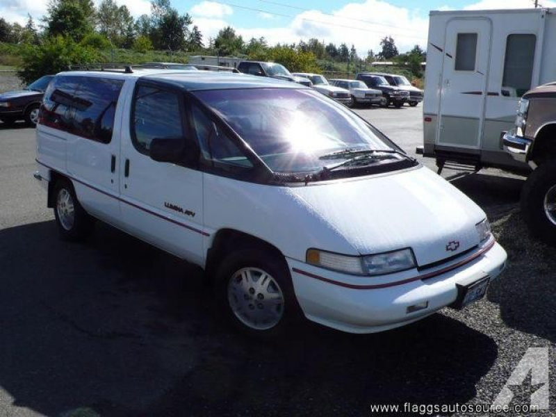 1992 Chevrolet Lumina APV for sale in Puyallup, Washington