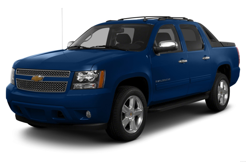 2013 Chevrolet Avalanche Truck LS Black Diamond 4x2 Photo