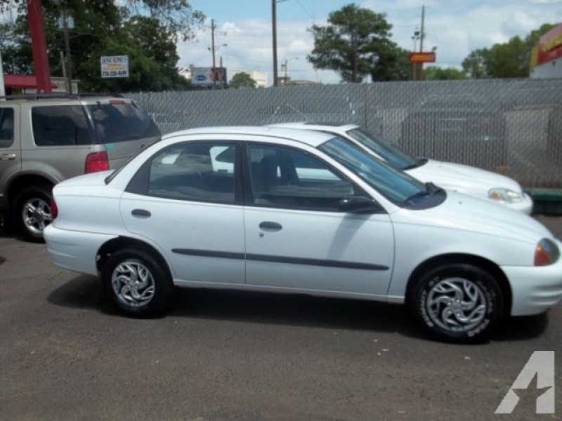 2001 Chevrolet Metro LSi for sale in Griffin, Georgia