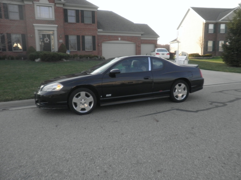 The 2006 Chevrolet Monte Carlo is the first of the seventh generation ...