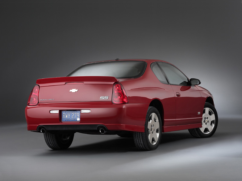 2006 Chevrolet Monte Carlo - Photo Gallery