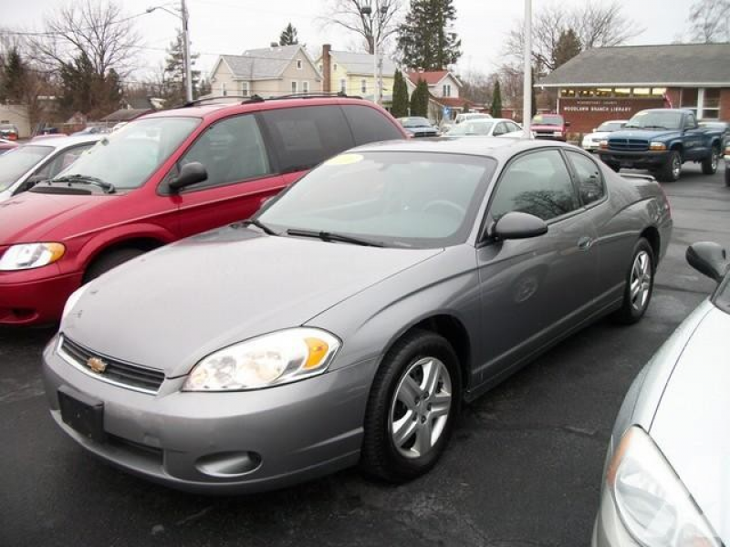 2006 Chevrolet Monte Carlo LS for sale in Schenectady, New York