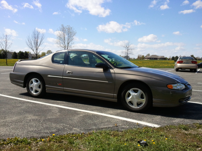 2002 Chevrolet Monte Carlo SS picture, exterior