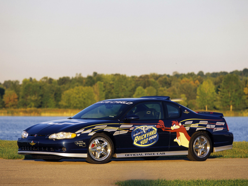 Chevrolet Monte Carlo Brickyard 400 Pace Car '2002