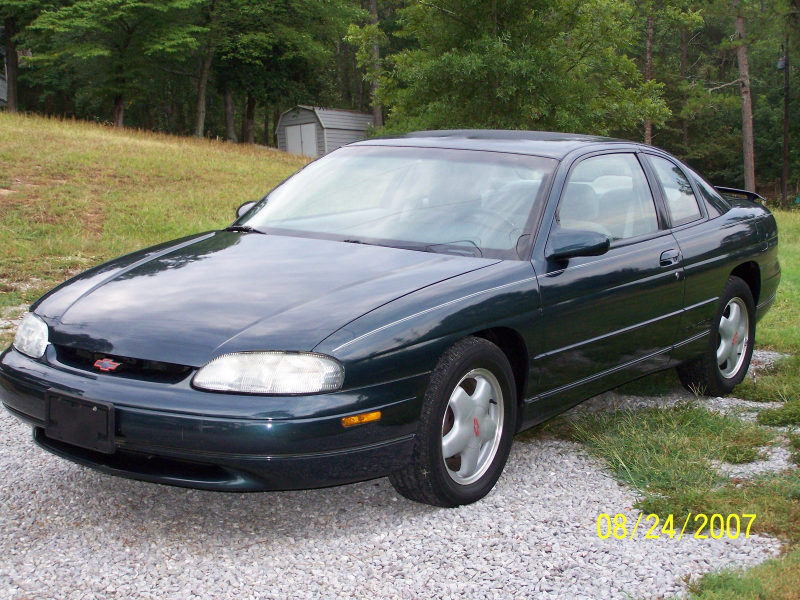 Home / Research / Chevrolet / Monte Carlo / 1995