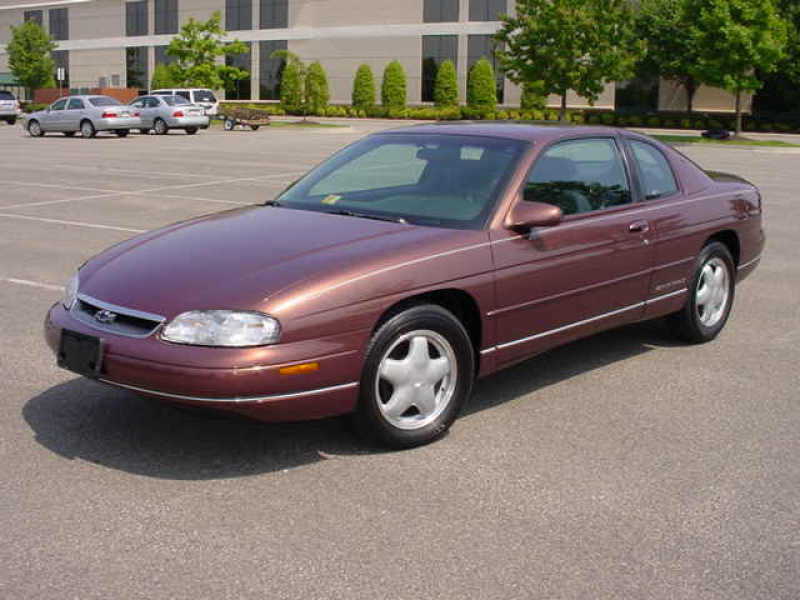 Picture of 1995 Chevrolet Monte Carlo