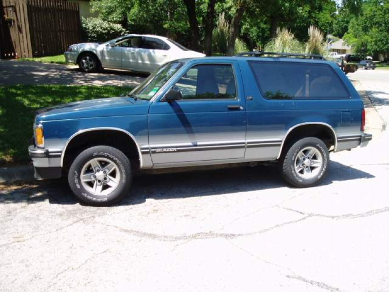 Picture of 1993 Chevrolet S-10 Blazer 2 Dr Tahoe LT SUV