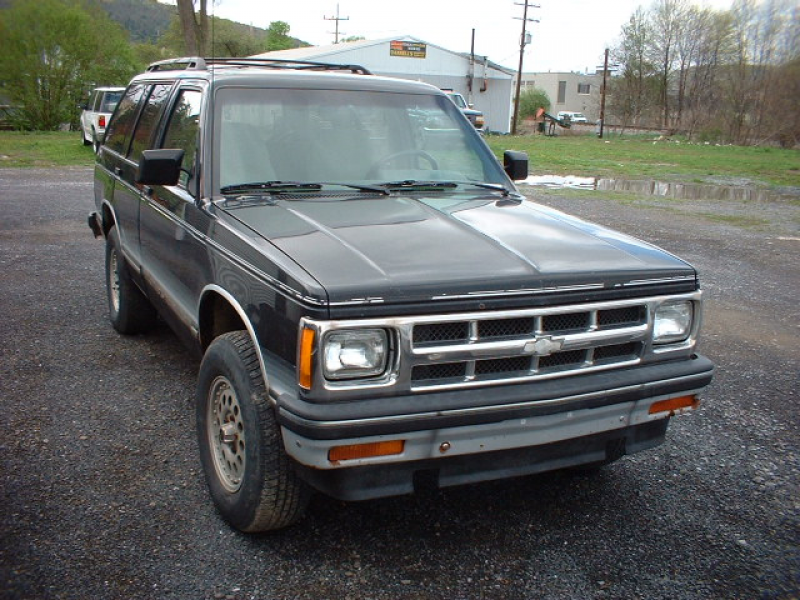 Picture of 1993 Chevrolet S-10 Blazer 4 Dr Tahoe SUV, exterior