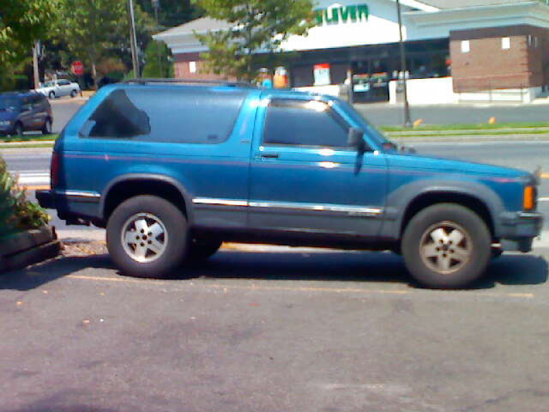 Home / Research / Chevrolet / S-10 Blazer / 1991
