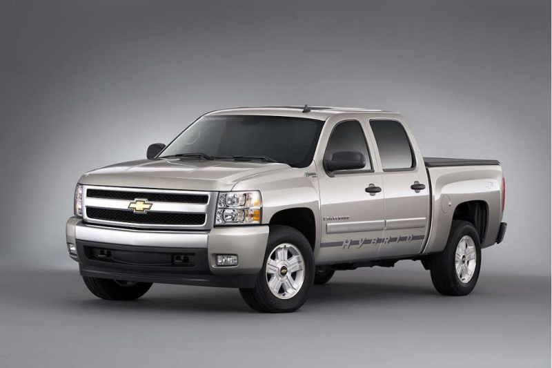 2009 Chevrolet Silverado 1500 Hybrid - Photo Gallery