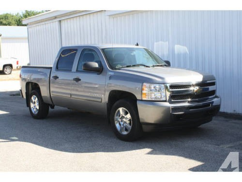 2009 Chevrolet Silverado 1500 Hybrid Crew Cab 4X4 Base for sale in New ...